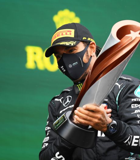 Mercedes va prochainement se mettre à table avec Lewis Hamilton