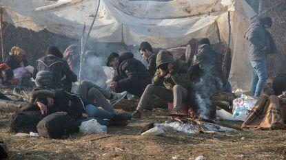 """""""13.000 migranten langs grens tussen Turkije en Griekenland"""""""