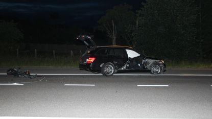 Motorrijder komt om bij zware klap langs Rijksweg in Lendelede