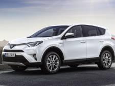 Toyota's zijn roofgoed in Nederland en België