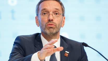 """Oostenrijks ministerie van Binnenlandse Zaken waarschuwt politie voor """"bepaalde media"""""""