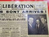 Parijs 75 jaar bevrijd: 'Het bloed is nog niet eens opgedroogd'