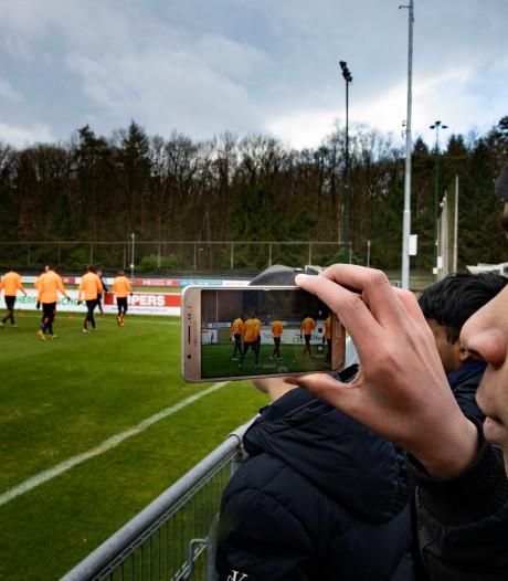 Op De Herdgang is het nooit lang somber: PSV-supporters kijken al vooruit naar komend seizoen