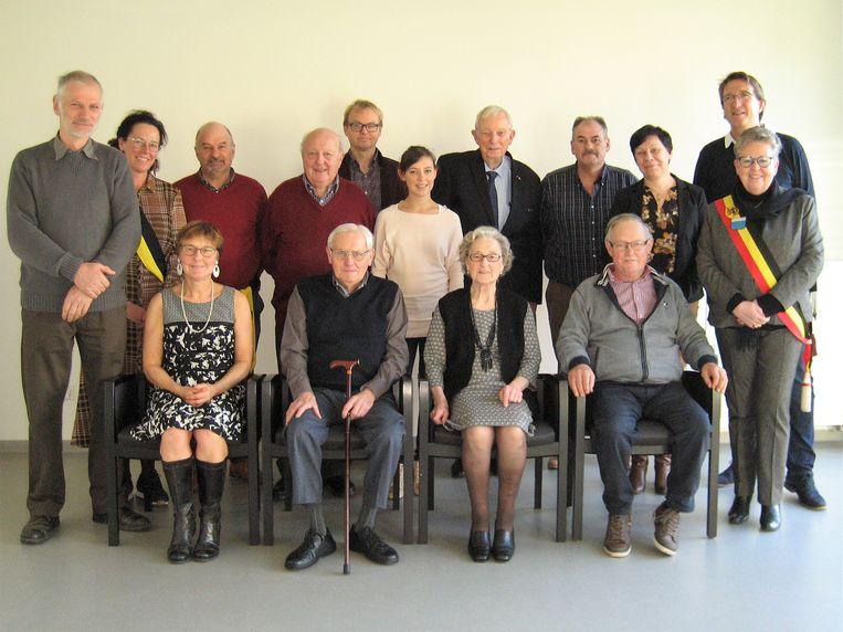 Hendrik Denoo en Joanna Hoste zijn 65 jaar getrouwd