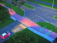 Speciale lampen voor kruising Veenendaal-West