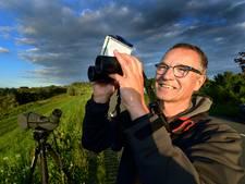 Veertig jaar turen en tellen voor vogelonderzoek