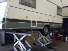 Nodige gebreken bij caravans in Reggestreek