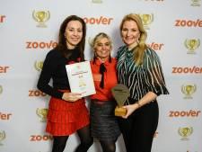 Gouden Zoover Awards voor Hof van Salland en Borkehof