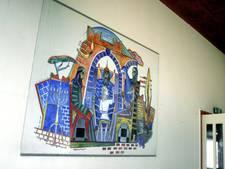 Wie wil een muurschildering van Kimpe?