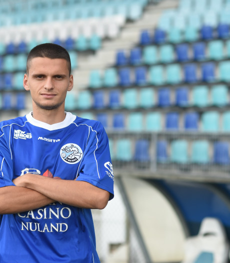 Ook nog een Oostenrijkse huurling voor FC Den Bosch: Albin Gashi (21)