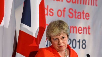 """Theresa May dreigt: """"Geen deal is beter dan slechte deal"""""""