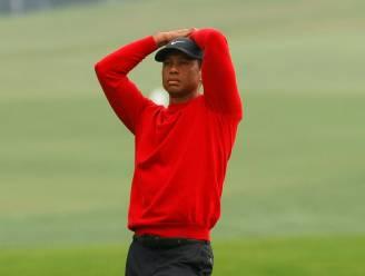 """De 'horrorhole' van Tiger Woods: """"Dit hoort er nu eenmaal bij. Golf is soms vreselijk eenzaam"""""""