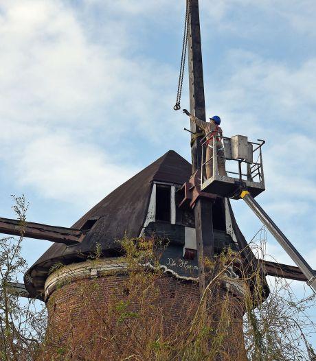 Molen Biervliet officieel overgedragen aan stichting, restauratie laat nog wel even op zich wachten