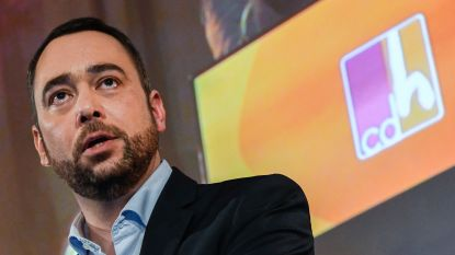 Gele hesjes viseren woning cdH-voorzitter Maxime Prévot