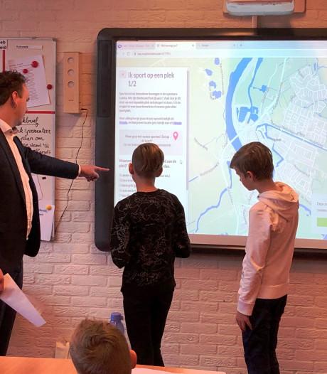 'Doe ons een pannakooi', zo geven kinderen uit Hasselt aan in enquête over bewegen in Zwartewaterland