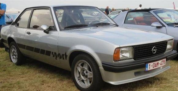 Nele en Dieter Vermoere zijn op zoek naar de Opel Ascona Sport (bouwjaar 1981) van hun vader die in 1990 overleed (een gelijkaardig model)