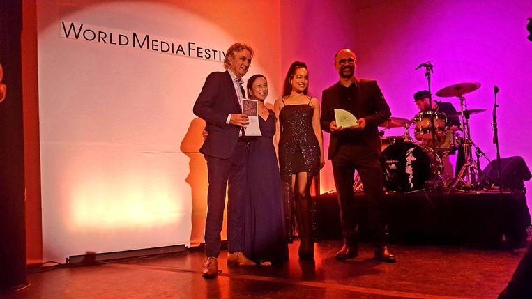 De Gentse staalreus ArcelorMittal heeft op het World Media Festival in Hamburg de award voor beste bedrijfsfilm gewonnen.