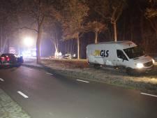 Weg tussen Almelo en Zwolle weer open na frontale botsing