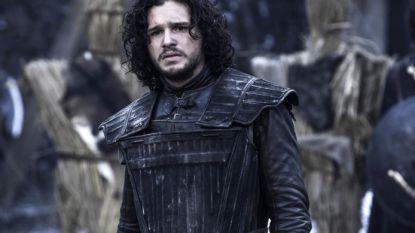 """Einde 'Game of Thrones' verraste Kit Harrington: """"Ik moest huilen"""""""
