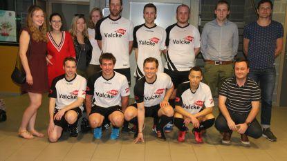 Minivoetbalclub Chape Valcke kampioen in kerncompetitie