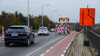 Op-en afrit E313 richting Hasselt opnieuw open