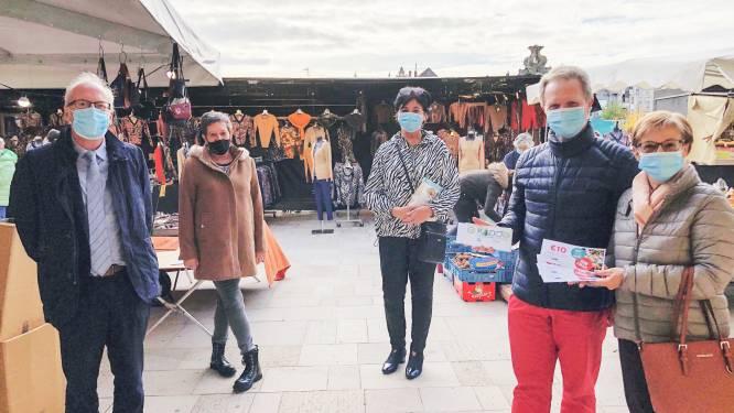 Dit zijn de winnaars van de actie op de donderdag- en boerenmarkt in Oudenaarde