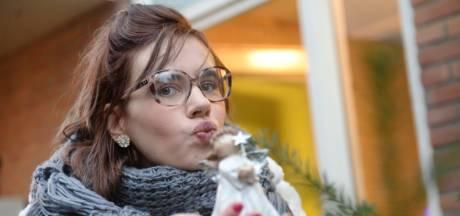 Een engel voor de altijd vrolijke Anne-Jo uit Borne: 'Zij is degene die de moed erin houdt'