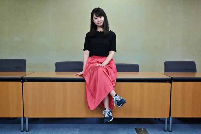 La campagne #KuToo a été lancée par l'actrice Yumi Ishikawa.