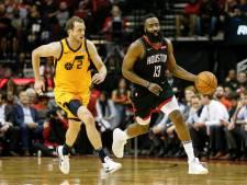Harden stuwt Houston Rockets omhoog