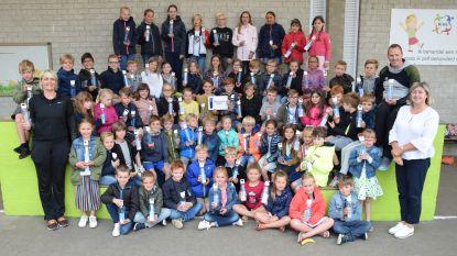 Sint-Lodewijksschool is sportiefste basisschool van Oostende
