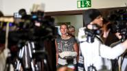 Tennisster Petra Kvitova herneemt training vier maanden na mesaanval