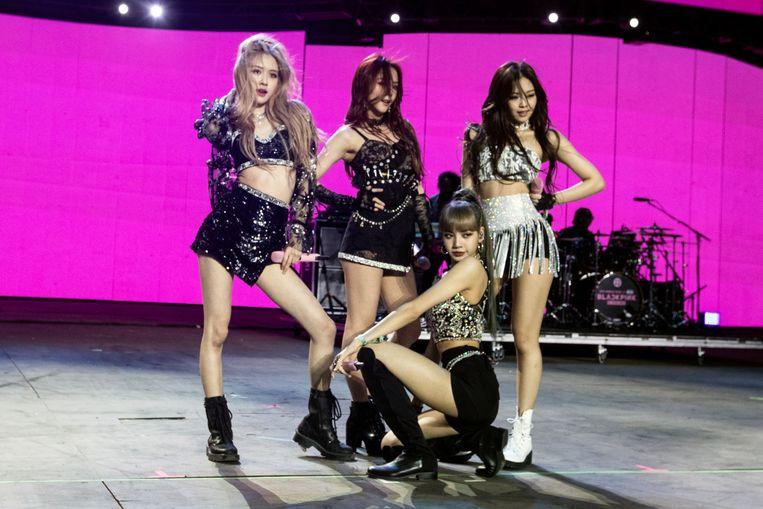 K-popgroep Blackpink heeft een YouTube-record gebroken met haar nieuwe single