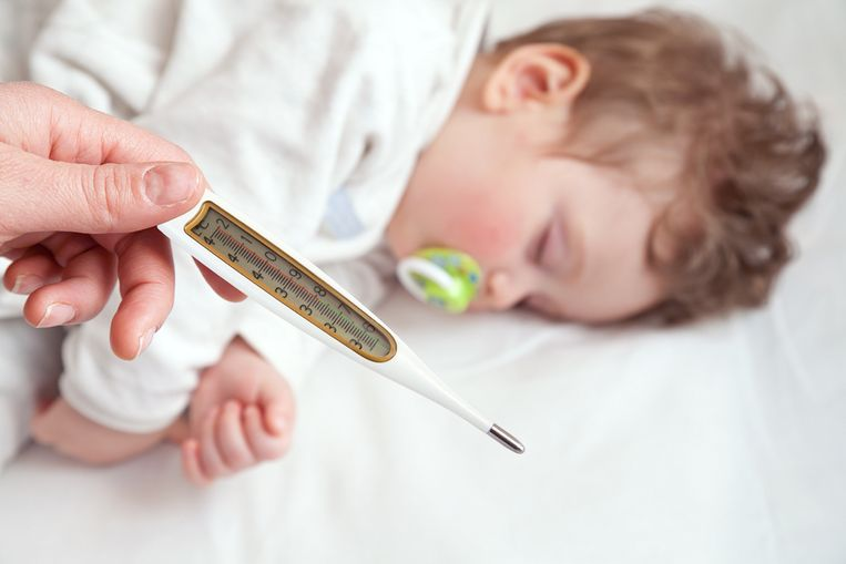 10 Symptomen Die Erop Kunnen Wijzen Dat Je Kind Ernstig Ziek Is