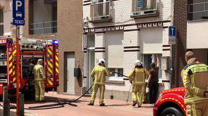 Politie onderzoekt mogelijke brandstichting in Consciencestraat