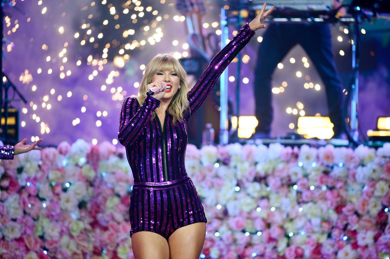 Taylor Swift Beeld Evan Agostini/Invision/AP