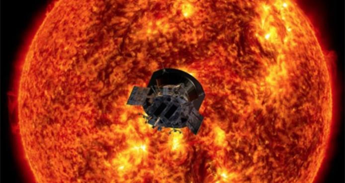 Jamais il n'avait été possible de s'approcher autant du Soleil avant Parker Solar Probe.