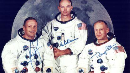 Zo brachten Armstrong en co. 19 juli 1969 door