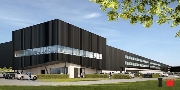 Zo wordt het Nederlandse distributiecentrum van MediaMarkt in Etten-Leur op industrieterein Vosdonk aan de Oude Kerkstraat. Tot 2016 was daar de fruit- en groentenfabriek SVZ (Suiker Unie) daar gevestigd.