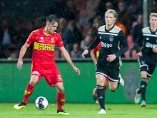 Herstelde Dolberg maakt bij Jong Ajax debuut in eerste divisie