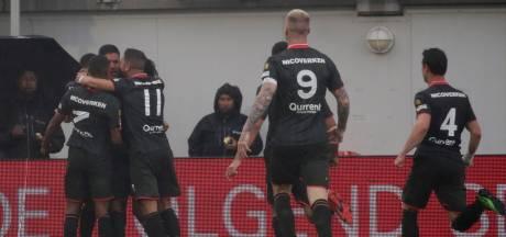 Harroui zet Sparta met één been in finale play-offs