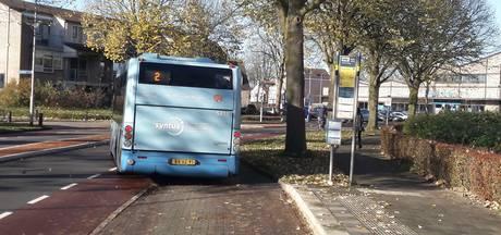Stadsdienst Harderwijk houdt alleen bus 1 over