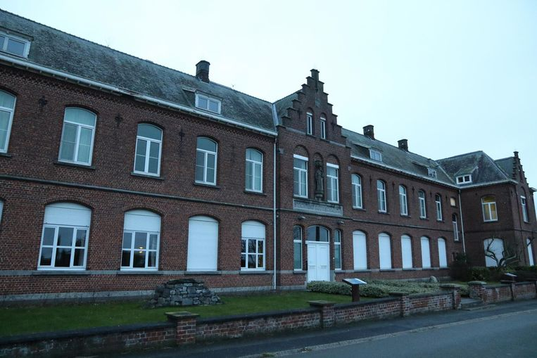 Huidige locatie vzw De Loods, een instelling voor bijzonder jeugdzorg - Huize Godtschalck in Loker