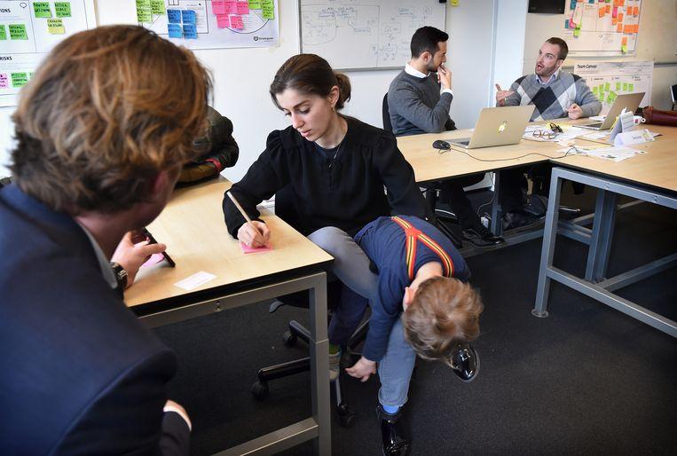 Amsterdam Rockstart helpt startende technologiebedrijven op weg Beeld null