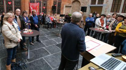 Turngroep Volksrecht viert 100ste verjaardag