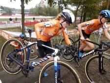 Pieterse wint EK veldrijden voor beloften in Rosmalen, Brabantse Van Alphen net buiten het podium