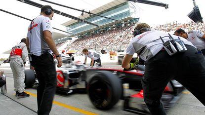 McLaren en Red Bull bekvechten om topingenieur