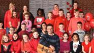 Kinderen Sint-Jan slagen in proeven Rode Kruis: school is voortaan school met een warm hart