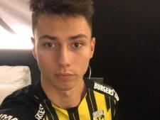 Vitesse legt Kroaat Oroz voor tweeënhalf jaar vast