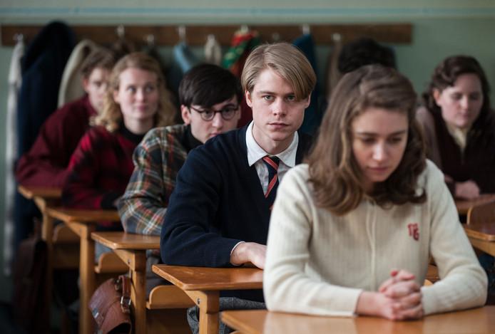 Scène uit Das schweigende Klassenzimmer.