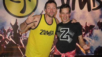 Wereldtop Zumba geeft masterclass